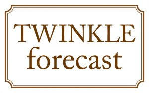 TWINKLE FORECAST(9月号)